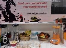 Privé - Smoothiebar Lijncom - Brussels Expo